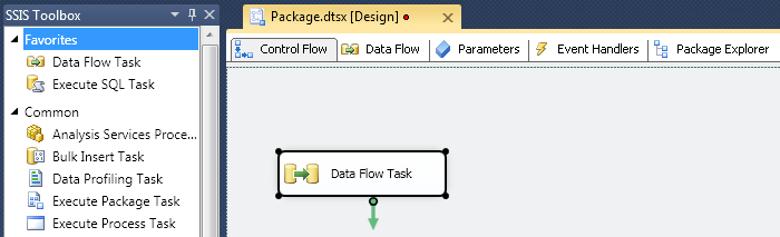 SQL SERVER - Using SSIS to Import CSV File into Salesforce Online Database with dotConnect for Salesforce from Devart 2