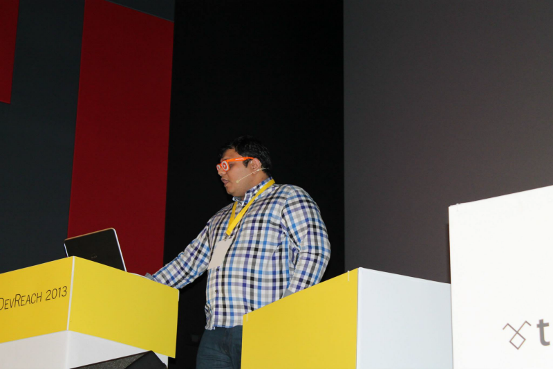 SQLAuthority News - Presented Technical Session at DevReach 2013, Sofia, Bulgaria - Oct 1, 2013 1