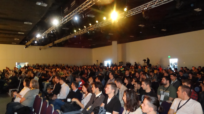 SQLAuthority News - Presented Technical Session at DevReach 2013, Sofia, Bulgaria - Oct 1, 2013 2