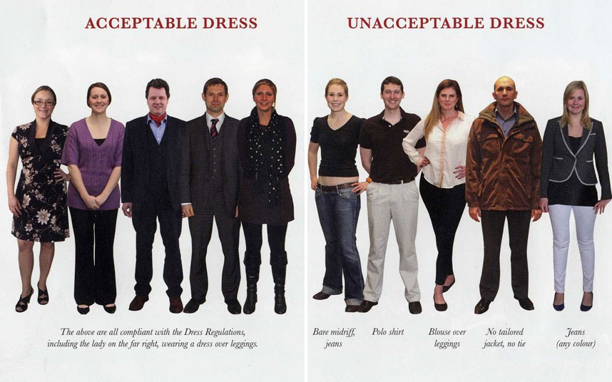 Personal Technology - How to Dress for an Interview - Guidelines and Suggestions dressforinterview