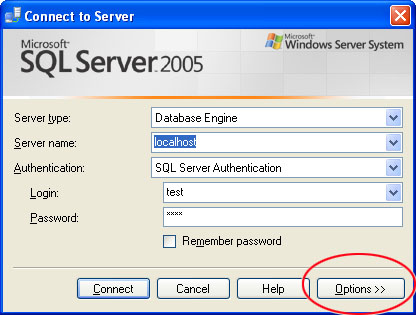 SQL SERVER - Fix : Error: 4064 - Cannot open user default database. Login failed. Login failed for user error4064_1