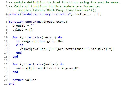 SQL SERVER - Introduction to expressor Datascript Modules figure1