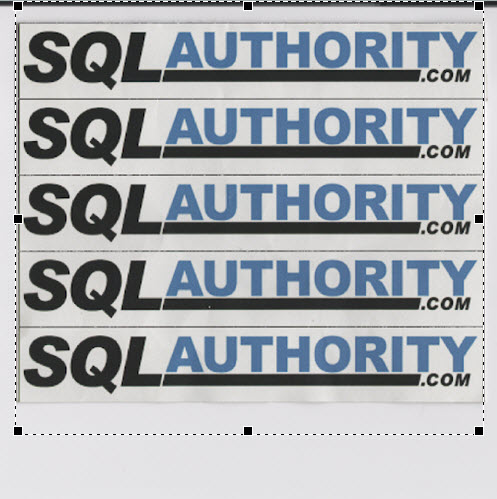 SQLAuthority News - FIX : Error : HP OfficeJet Scanning and Printing Gray or Pink Shades hp4