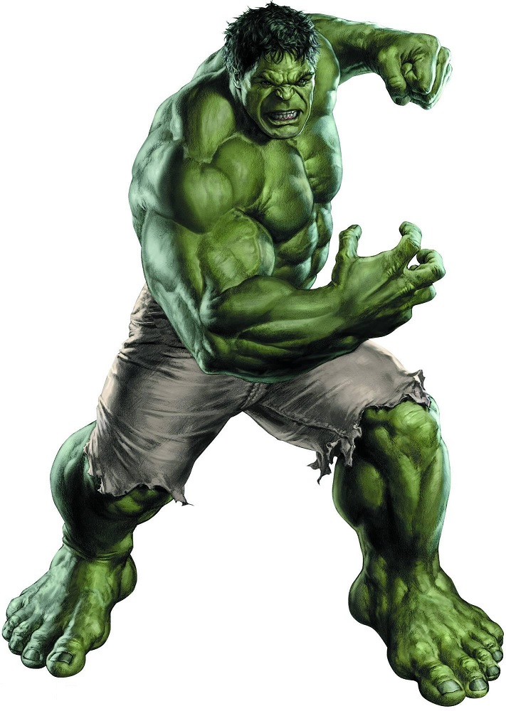 Developer's Life - Every Developer is the Incredible Hulk hulk
