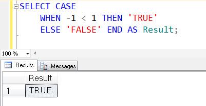 SQL SERVER - Denali - Logical Function - IIF() - A Quick Introduction iif2