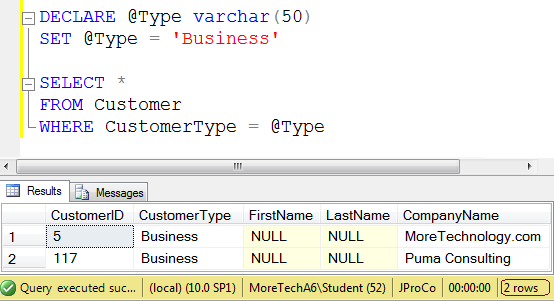 SQL SERVER - Introduction to Basics of a Query Hint - A Primer j2p-day3-image-2b