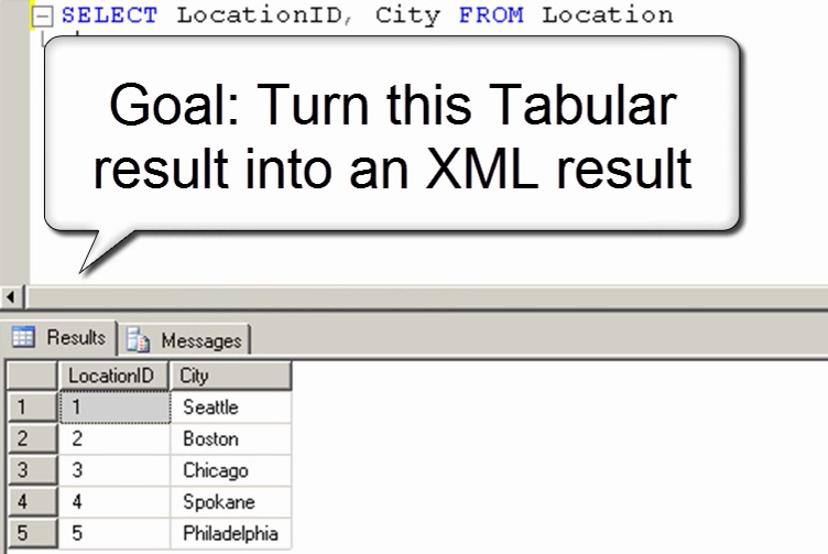 SQL SERVER - Tips from the SQL Joes 2 Pros Development Series - What is XML? - Day 29 of 35 J2P_29_3