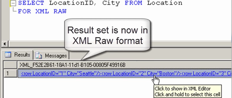 SQL SERVER - Tips from the SQL Joes 2 Pros Development Series - What is XML? - Day 29 of 35 J2P_29_4