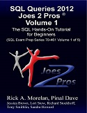 SQL Queries 2012 Joes 2 Pros Combo Kit (Set of 5 Volumes) SQLQueries2012Vol1-s