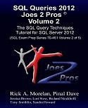 SQL Queries 2012 Joes 2 Pros Combo Kit (Set of 5 Volumes) SQLQueries2012Vol2-s