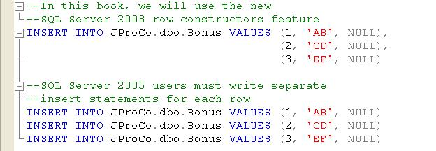 SQL SERVER - Tips from the SQL Joes 2 Pros Development Series - Sparse Data and Space Used by Sparse Data - Day 17 of 35 j2p_17_2