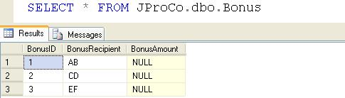 SQL SERVER - Tips from the SQL Joes 2 Pros Development Series - Sparse Data and Space Used by Sparse Data - Day 17 of 35 j2p_17_3