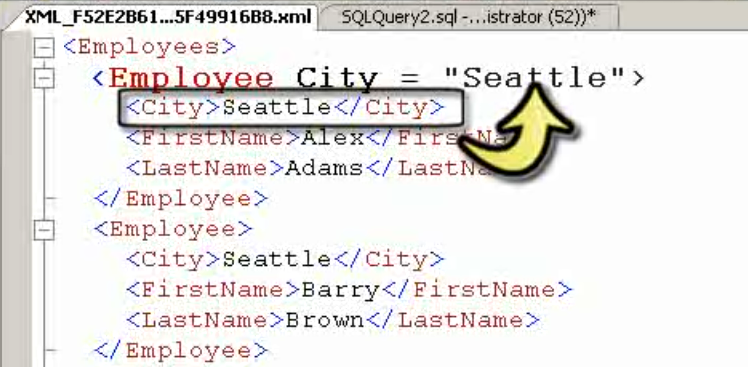 SQL SERVER - Tips from the SQL Joes 2 Pros Development Series - Using Root With Auto XML Mode - Day 32 of 35 j2p_32_10