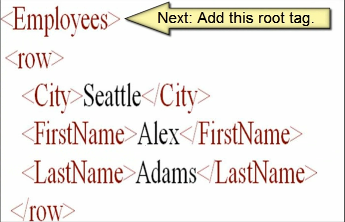 SQL SERVER - Tips from the SQL Joes 2 Pros Development Series - Using Root With Auto XML Mode - Day 32 of 35 j2p_32_6