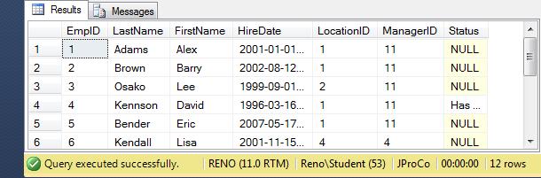 SQL SERVER - SQL Basics: Code Comments - Day 4 of 10 j2pbasics-4-4