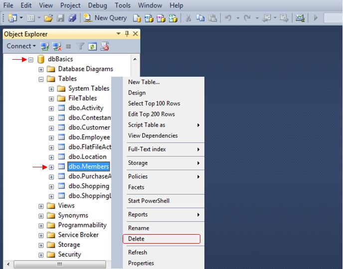 SQL SERVER - SQL Basics: SQL Code Generators - Day 6 of 10 j2pbasics-6-3