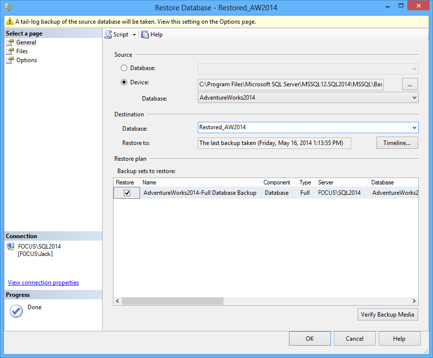 SQL SERVER - Repair a SQL Server Database Using a Transaction Log Explorer logexpl01