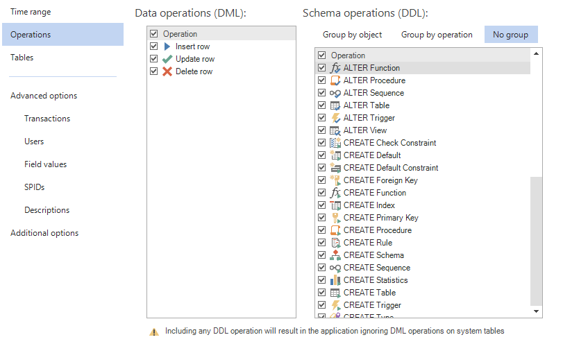 SQL SERVER - Repair a SQL Server Database Using a Transaction Log Explorer logexpl05