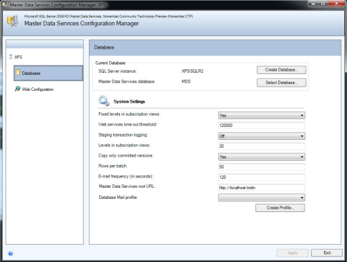 SQL SERVER - Simple Installation of Master Data Services (MDS) and Sample Packages - Very Easy MDS10