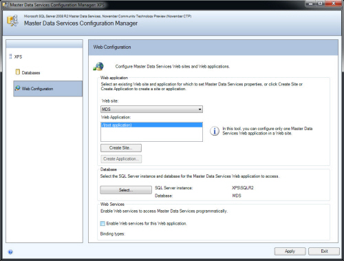 SQL SERVER - Simple Installation of Master Data Services (MDS) and Sample Packages - Very Easy MDS14