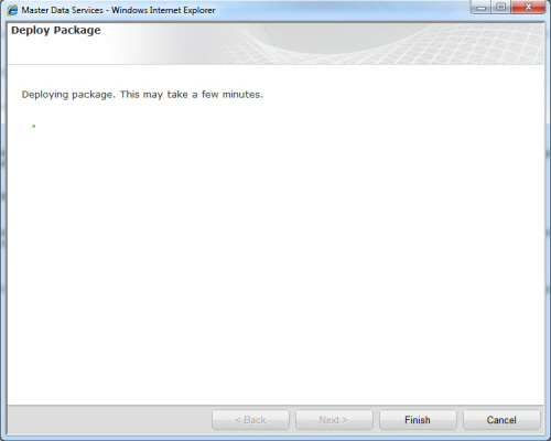 SQL SERVER - Simple Installation of Master Data Services (MDS) and Sample Packages - Very Easy MDS22