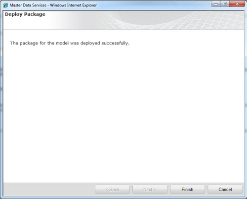 SQL SERVER - Simple Installation of Master Data Services (MDS) and Sample Packages - Very Easy MDS23