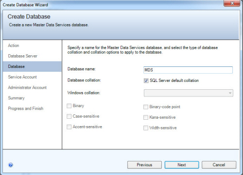 SQL SERVER - Simple Installation of Master Data Services (MDS) and Sample Packages - Very Easy MDS5