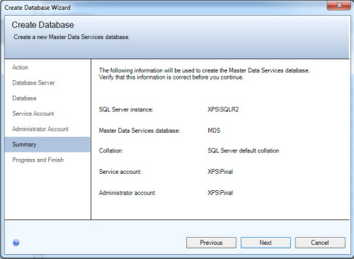 SQL SERVER - Simple Installation of Master Data Services (MDS) and Sample Packages - Very Easy MDS7