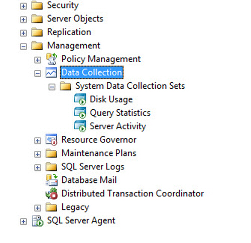SQL SERVER - Configure Management Data Collection in Quick Steps - T-SQL Tuesday #005 mdw17