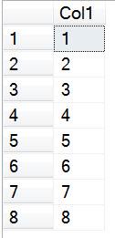 SQL SERVER - Merge Two Columns into a Single Column mergecols2