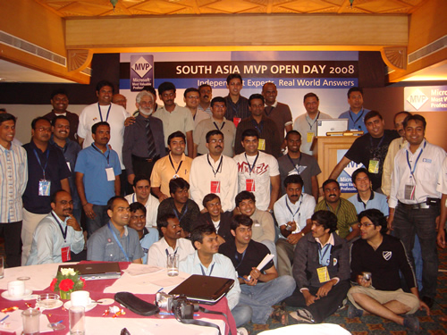 SQLAuthority News - Author Visit - South Asia MVP Open Day 2008 - Goa - Day 3 MVP Openday3 (5)