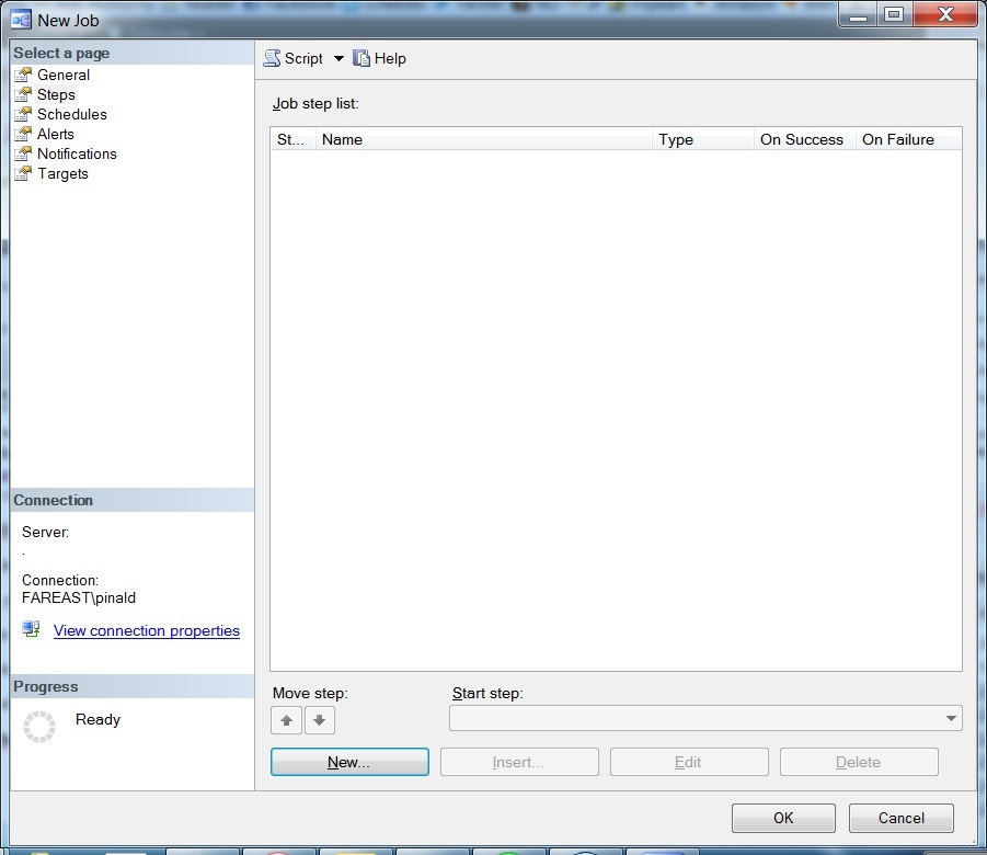 SQL SERVER - Running SSIS Package in Scheduled Job packagerun2
