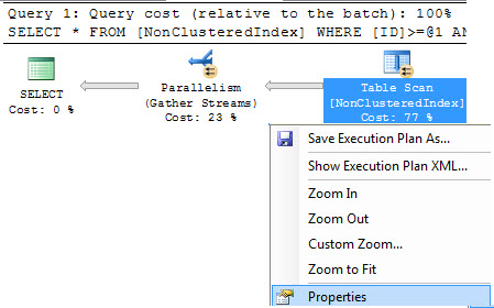 SQL SERVER - Parallelism - Row per Processor - Row per Thread paral2