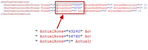 SQL SERVER - Parallelism - Row per Processor - Row per Thread paral4
