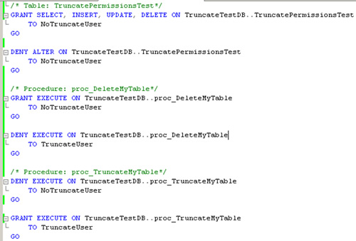 SQL SERVER - Securing TRUNCATE Permissions in SQL Server permissions3