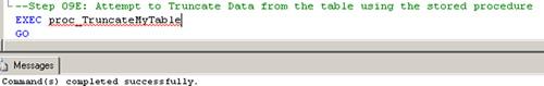 SQL SERVER - Securing TRUNCATE Permissions in SQL Server permissions6