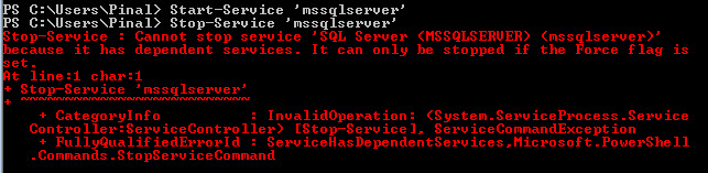 SQL SERVER - Start Services or Stop Services with PowerShell - Question to Readers? powershell-shutdown