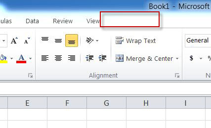 SQL SERVER - Enable PowerPivot Plugin in Excel pp1