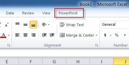 SQL SERVER - Enable PowerPivot Plugin in Excel pp7