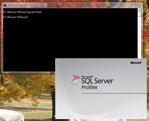 SQL SERVER - Profiler - Adding Filters - Observation on CPU Load profilercmd