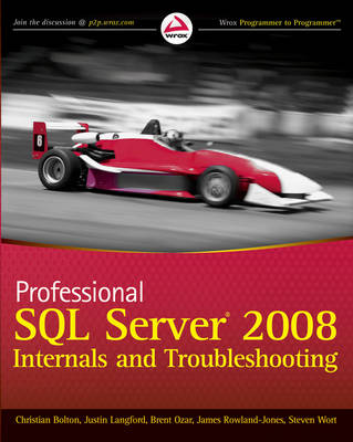 SQLAuthority Book Review - Professional SQL Server 2008 Internals and Troubleshooting prointernal