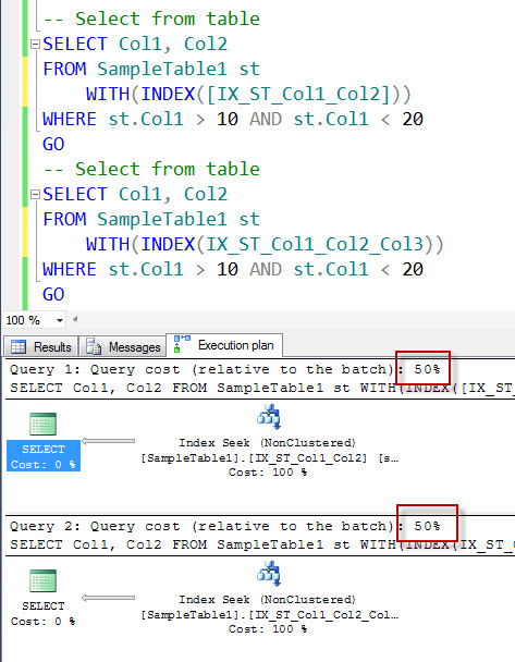 SQL SERVER - An Interesting Case of Redundant Indexes - Index on Col1, Col2 and Index on Col1, Col2, Col3 - Part 3 redundant21