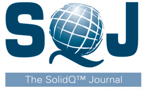 SQLAuthority News - SolidQ Journal Released - A Must Read for All solidqj