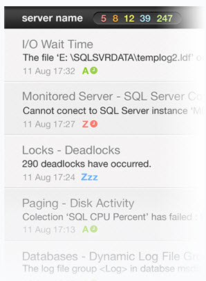 SQL SERVER - Monitor Database via a Heatmap, Alarms List and Realtime Diagnostics for FREE spotlight2