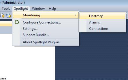 SQL SERVER - Monitor Database via a Heatmap, Alarms List and Realtime Diagnostics for FREE spotlight4