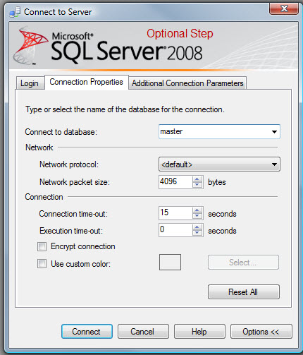 SQL SERVER - Fix : Error : Invalid object name 'sys.configurations'. (Microsoft SQL Server, Error: 208) sqlazure4