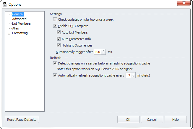 SQL SERVER - Writing SQL Queries Made Easy with dbForget SQL Complete ii01