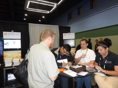 SQLAuthority News - Book Signing Event - SQLPASS 2011 Event Log booksign3