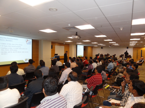 SQLAuthority News - An Incredible Successful SQL Saturday #116 Event - First SQL Saturday in India sqlsat_1
