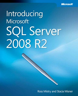 SQLAuthority News - Free eBook Download - Introducing Microsoft SQL Server 2008 R2 sqlserver2008r2bookcover